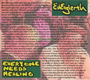 Everyone Needs Healing front cover